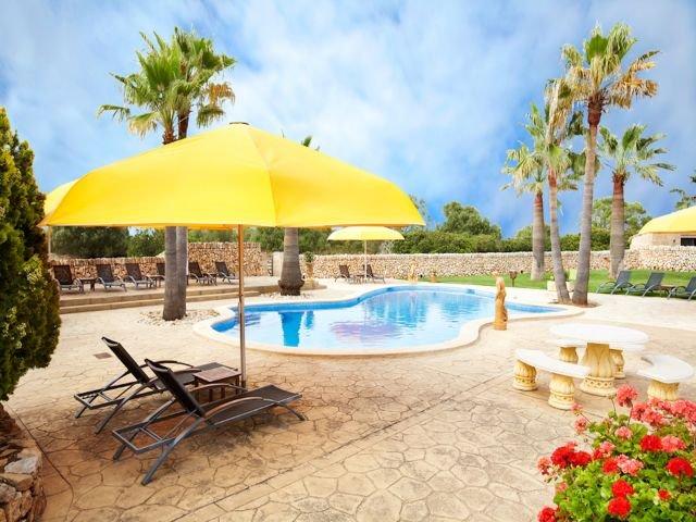 Hotel Puig de Ros d'Alt - zwembad
