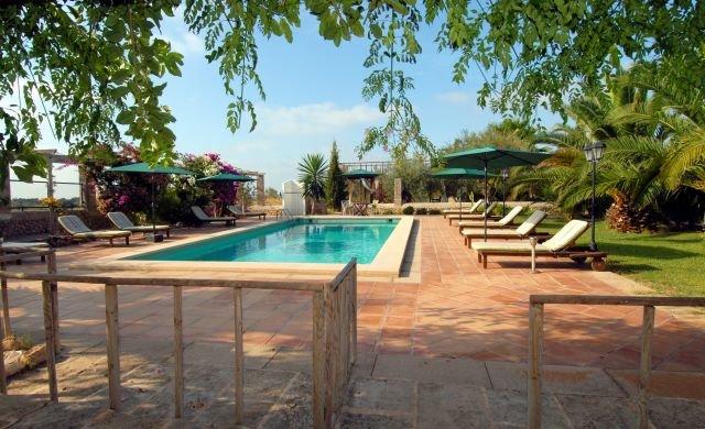 Hotel Son Estrany - zwembad