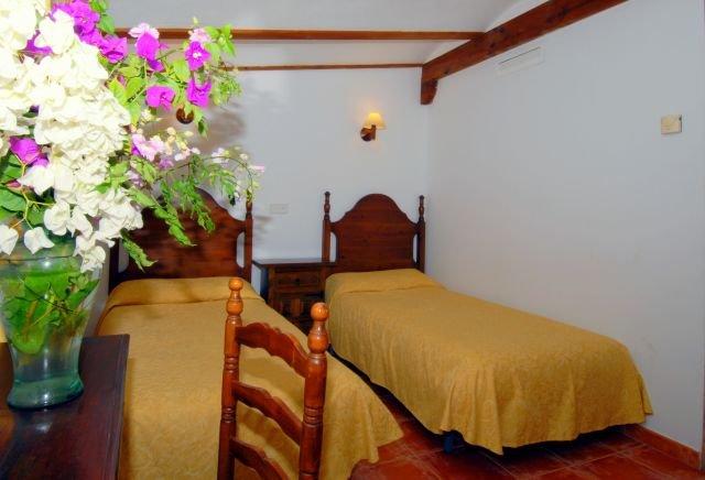 Hotel Son Estrany - slaapkamer