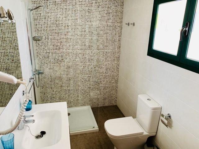 Appartementen Zalabar - badkamer