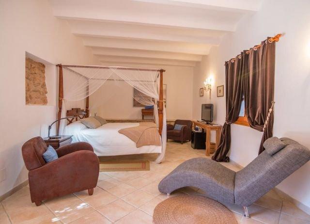Hotel Son Perdiu - hotelkamer