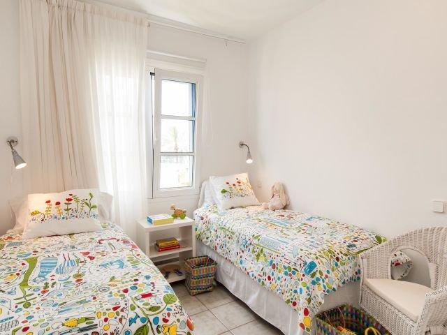 Villa Caboso - slaapkamer