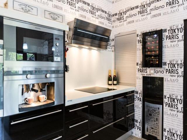 Villa Excelsior - keuken