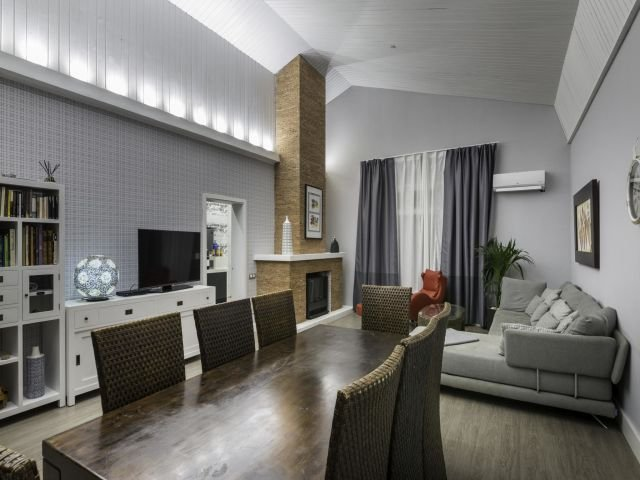 Villa Excelsior - woonkamer