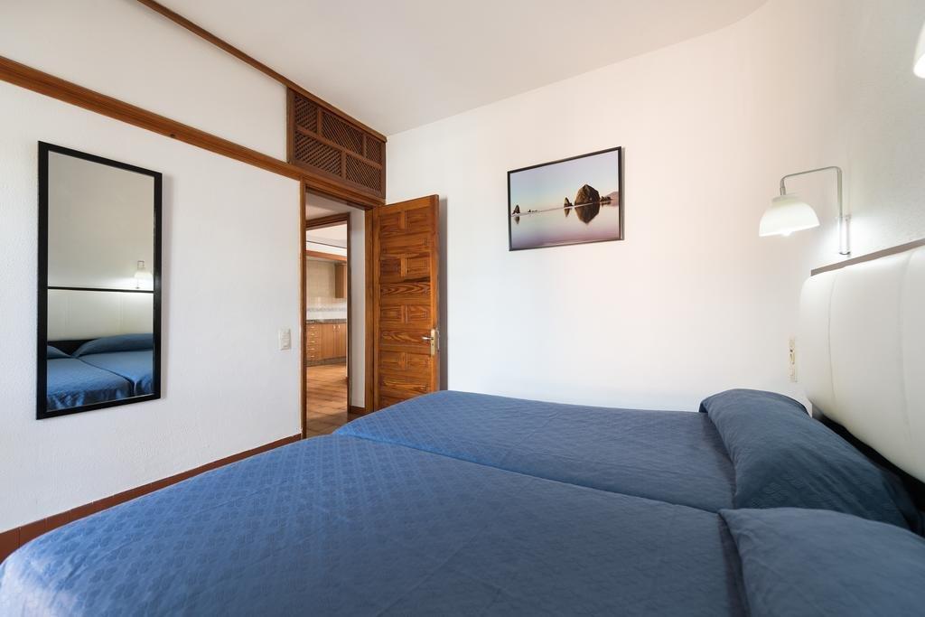 Appartementen Don Pedro - slaapkamer