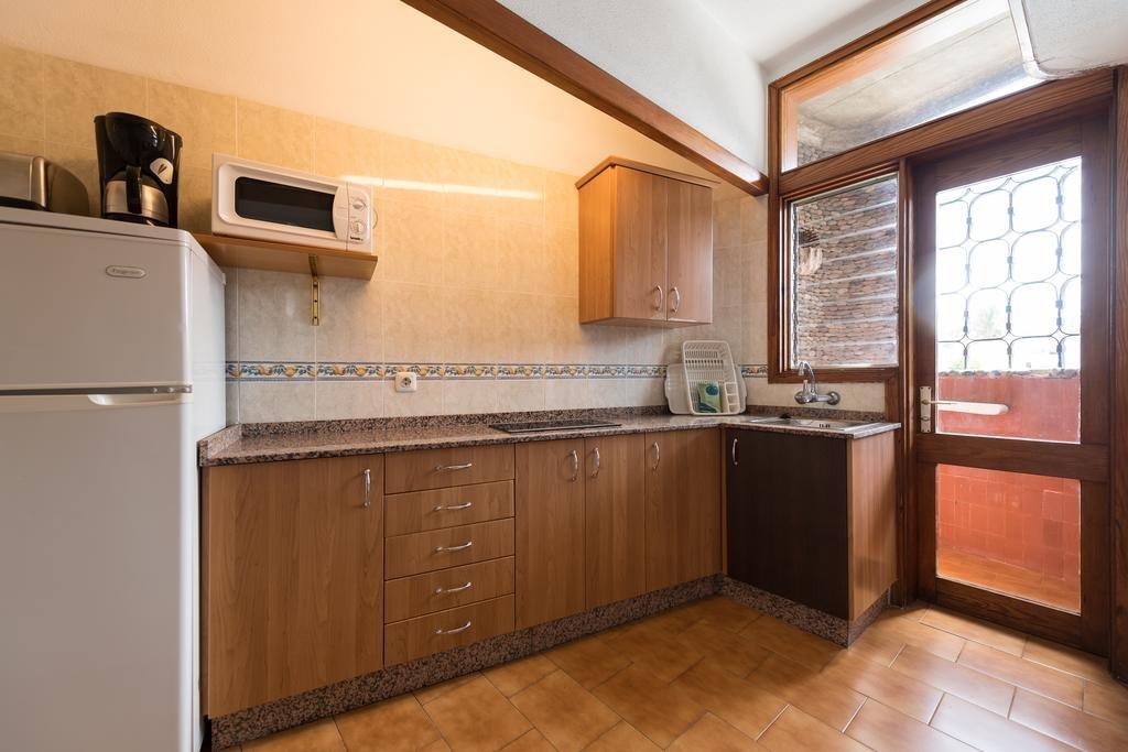 Appartementen Don Pedro - keuken