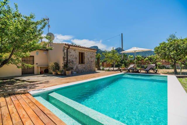 Villa Can Bisquerra - zwembad