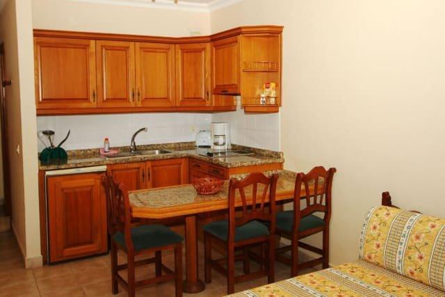 Appartementen Punta Marina - keuken