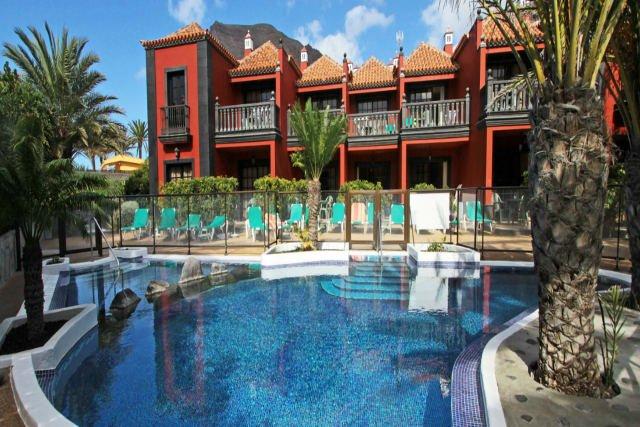 Appartementen Punta Marina - overzicht