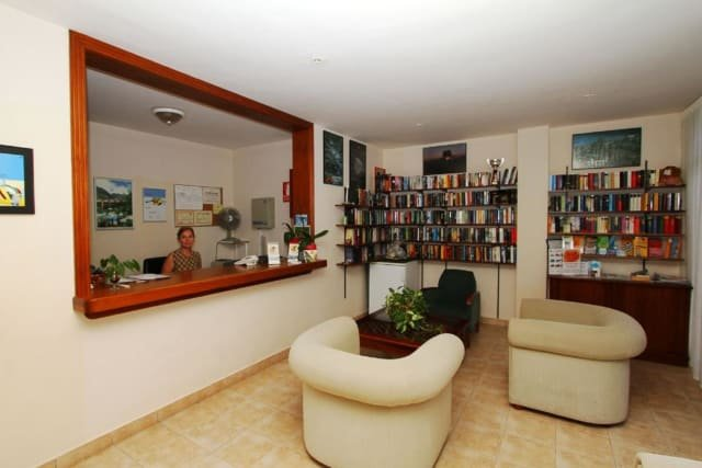 Appartementen Punta Marina - receptie