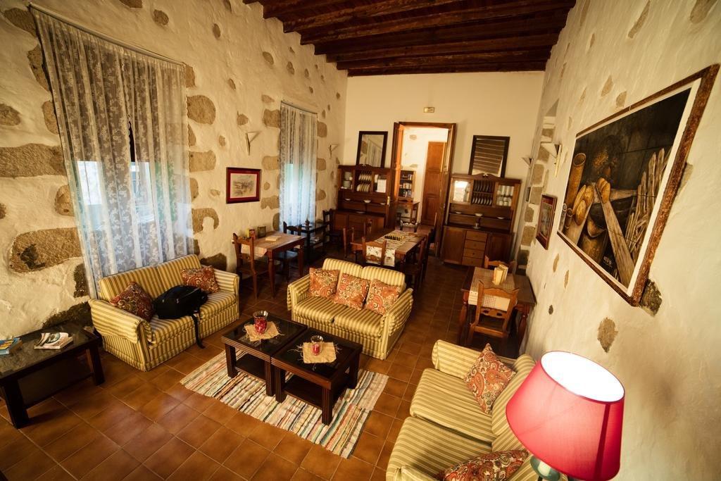 Hotel Aguimes - hotelkamer