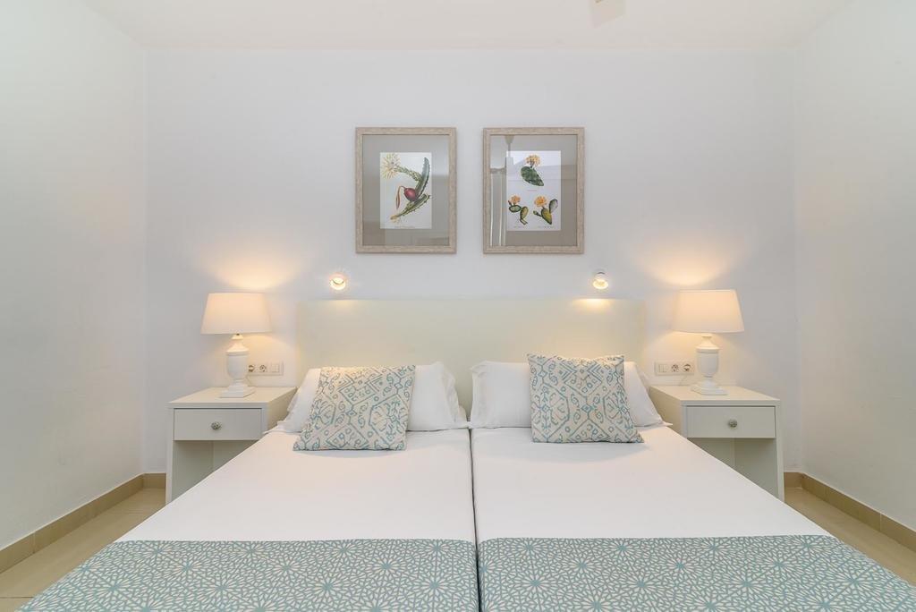 Appartementen Tropical - slaapkamer