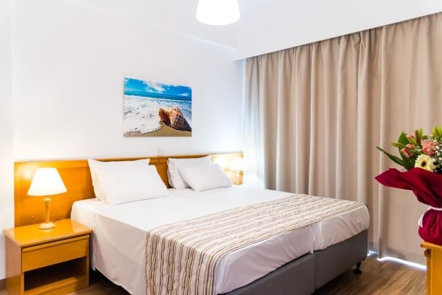 Appartementen Helios Bay - slaapkamer
