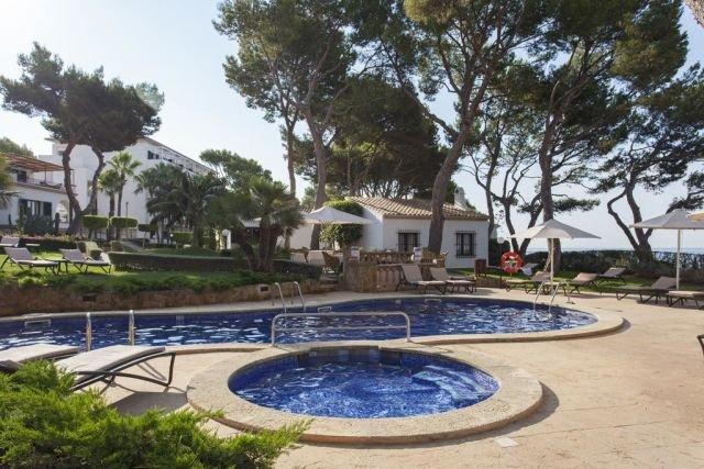 Hotel Bendinat - zwembad