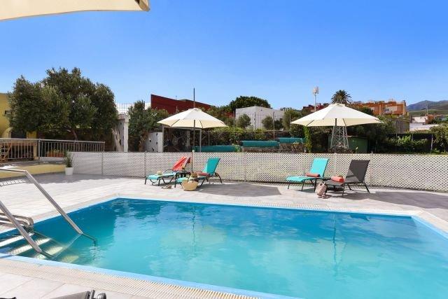 Villa Algodones - zwembad