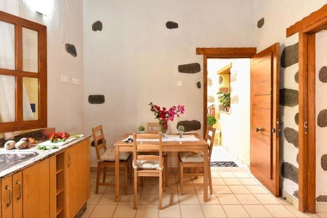Villa Algodones - keuken villa 1