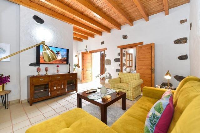 Villa Algodones - woonkamer villa 2