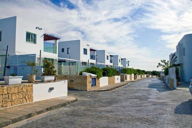 Villa Meltemi - overzicht