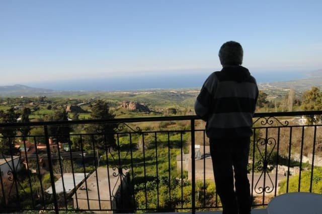 Hotel Palates - uitzicht