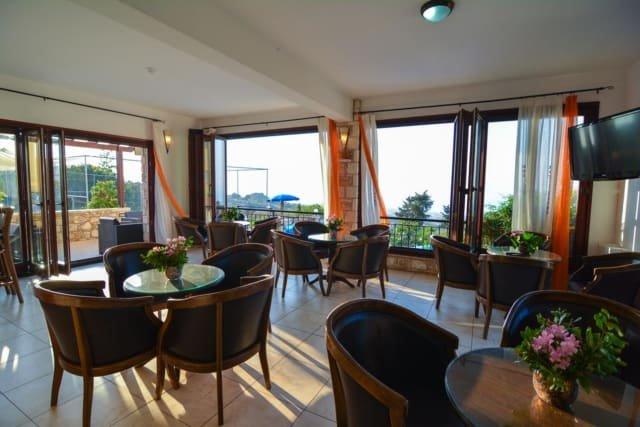 Hotel Palates - lounge