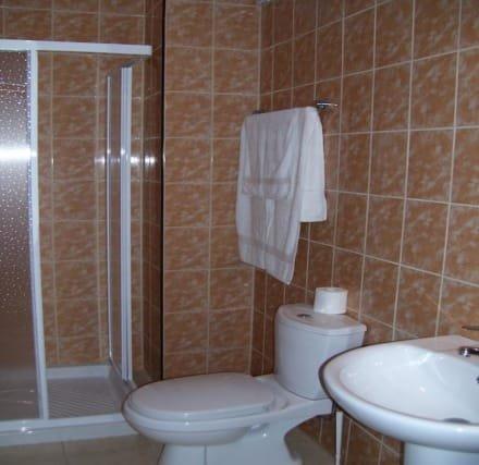 Hotel Palates - badkamer