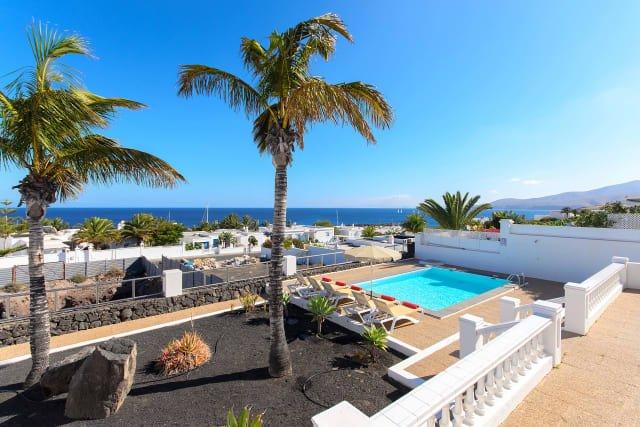 Villa del Puerto - uitzicht