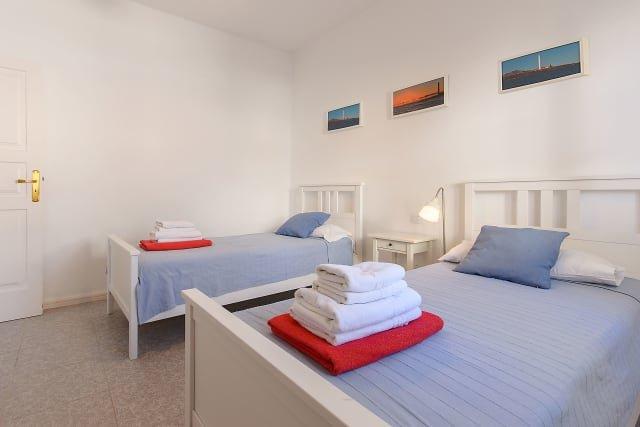Villa del Puerto - slaapkamer