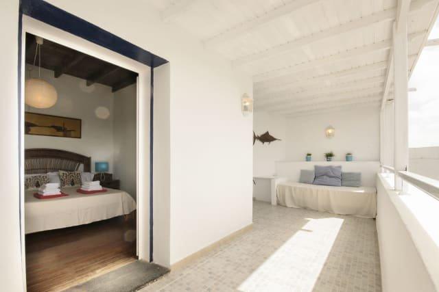 Casa La Marea - terras boven