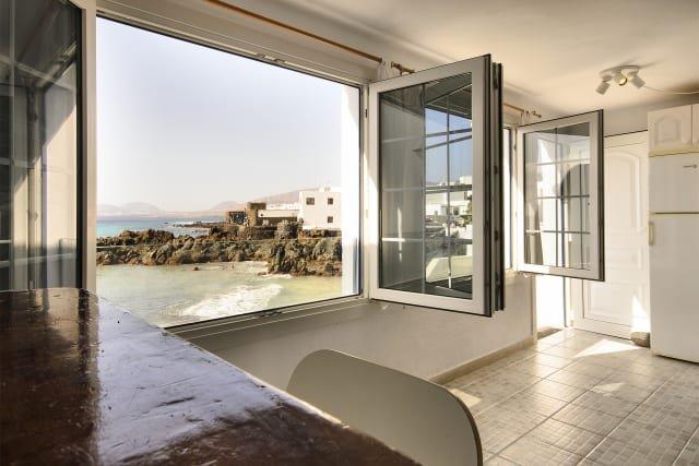 Casa La Marea - woonkamer