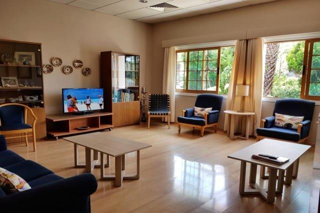 Hotel Natura Beach - lounge