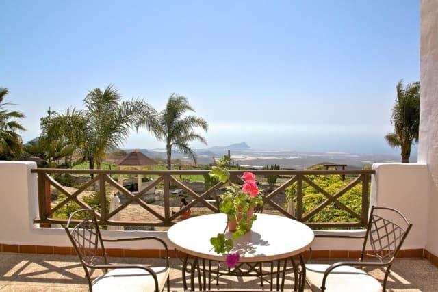 Appartementen Vista Bonita - balkon