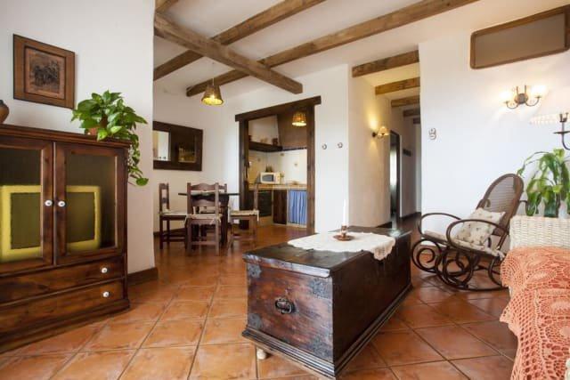 Appartementen Vista Bonita - woonkamer