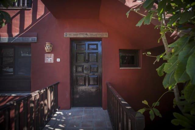 Appartementen Vista Bonita - entree