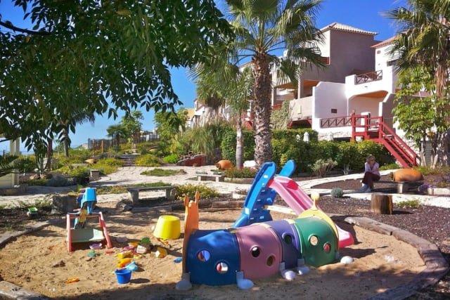 Appartementen Vista Bonita - speeltuin