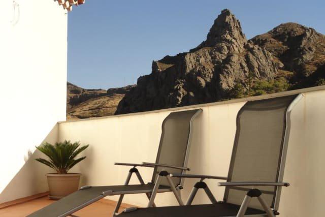 Hotel Rural Imada  - balkon