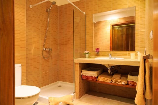 Hotel Rural Imada  - badkamer