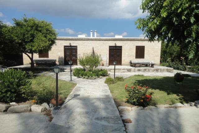 Village Houses Spanos -