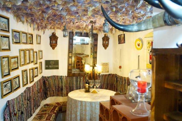 Hotel El Refugio - restaurant
