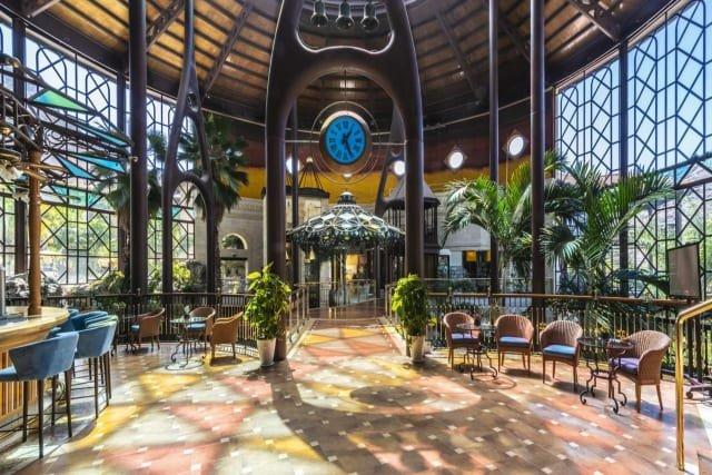 Hotel Mogan Playa - lounge