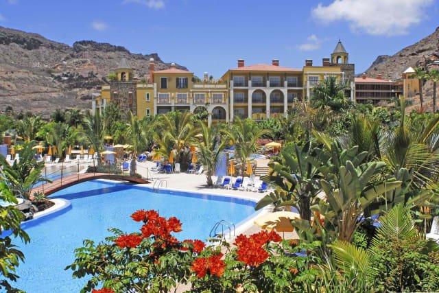 Hotel Mogan Playa - zwembad