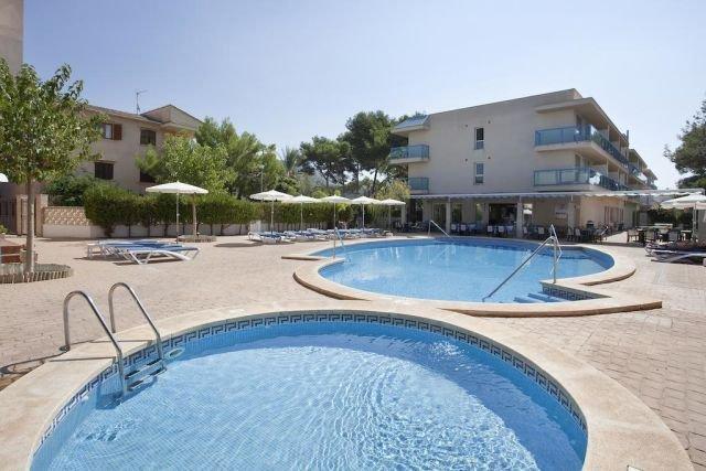 Appartementen Canyamel Sun - zwembad