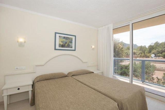 Appartementen Canyamel Sun - slaapkamer