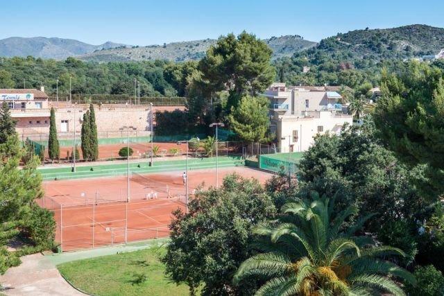 Appartementen Canyamel Sun - tennisbaan