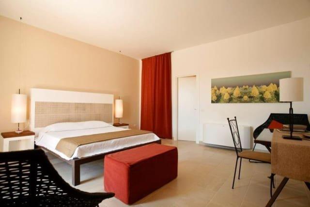 Hotel Parca Cavalonga - slaapkamer