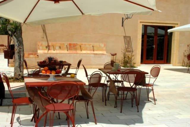 Hotel Parca Cavalonga - terras