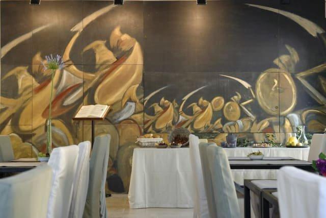Hotel Parca Cavalonga - restaurant