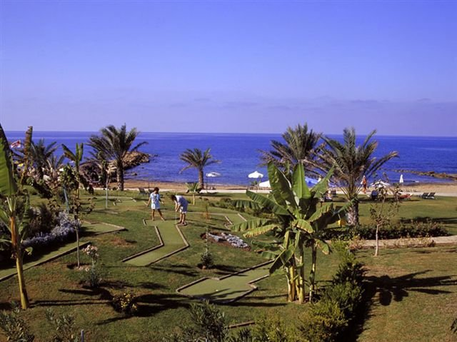 Hotel Athena Beach - midgetgolf