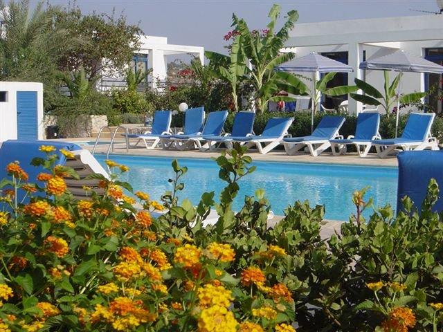 Appartementen Muses - zwembad