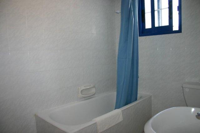 Appartementen Bay view - badkamer
