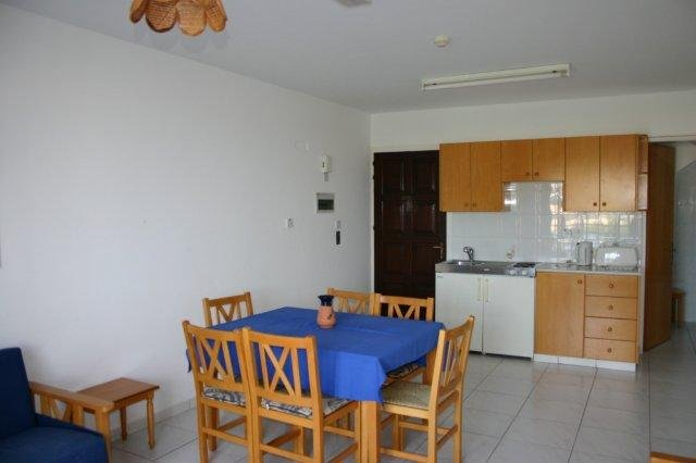Appartementen Bay view - keuken